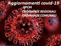 AGGIORNAMENTI COVID-19